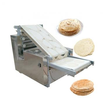 Fried Corn Flour Tortilla Extrusion and Frying Plants Machine Maquina De Comida for Sale