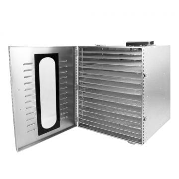 Commercial Electric Centrifugal Cold Air Digital Stainless Steel Food Dehydrators for Sale