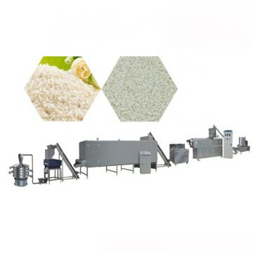 Automatic Panko Bread Crumbs Machine Production Line