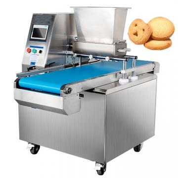 Cookies Dropping Extruding Bakery Machine for Biscuit