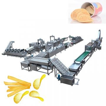Made in China Semi-Automatic and Full-Automatic Potato Chips Making Machine Supplier